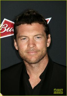 Sam Worthington & Lara Bingle hit the red carpet at the premiere of his new movie Sabotage in Los Angeles