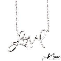 Amour Necklace | Park Lane Jewelry