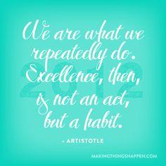 aristotl, word of wisdom, habit, music quotes, wall quotes