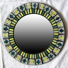 Smashing China Mosaics - I think I see some Kathie Winkle....