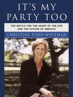 It's My Party Too by Christine Todd Whitman, Click to Start Reading eBook, More information to be announced soon on this forthcoming title from Penguin USA.
