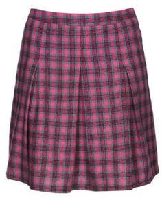 Rokit Recycled Pink Mini Skirt - S