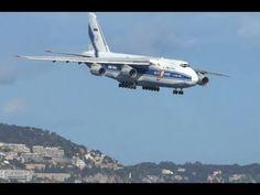 Hard day to land an Antonov 124 (new video !)