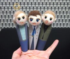 SPN Hand puppet!