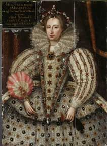 Elizabeth I - Westminster Abbey  Needs attribution! This doesn't look like Elizabeth to me.