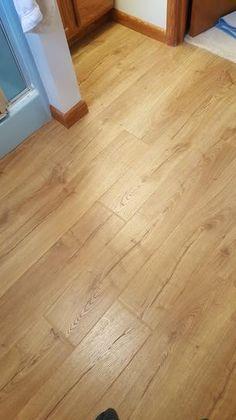 Red Oak Hardwood Natural Swedish Finish Refinished 15