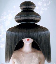 Olivier Chomienne {hairstylist}