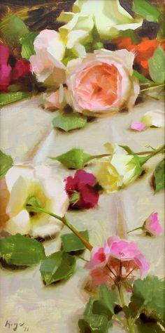 Roses by Daniel Keys
