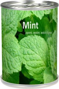 Grow Can- Mint #herbs #kitchengiveaway