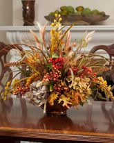 Beautiful fall centerpiece fall decor pinterest centerpieces beautiful fall centerpiece fall decor pinterest centerpieces and wreaths mightylinksfo