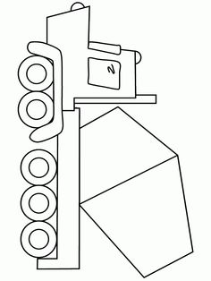 print coloring page and book cementtruck construction coloring pages for kids of all ages updated on wednesday february - Construction Trucks Coloring Pages