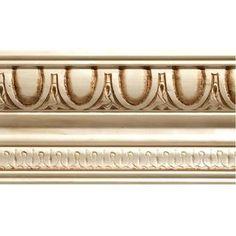 EverTrue�1/2-in x 4-in x 12-ft Stain Grade Whitewood Crown Moulding (Pattern 1687AP)