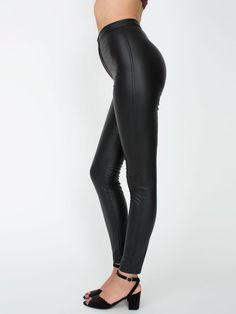 American Apparel - Pleather Pant