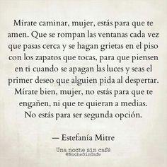 Estefanía Mitre