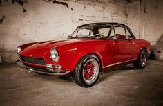 Fiat 124 Sport Spider, Fiat 124 Spider, Fiat 128, Automobile, Chrysler Crossfire, Fiat Cars, Fiat Abarth, Top Cars, Sexy Cars