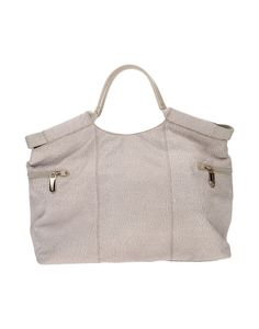 BORBONESE . #borbonese #bags #leather #hand bags #polyester #