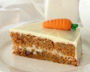 Recetas de tarta de zanahoria con crema de queso | Qué Recetas