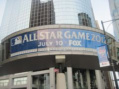 2012 MLB All Star Game preview....Kauffman Stadium in Kansas City. Home of the Royals.