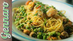 Seafood Pasta | Gennaro Contaldo