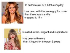 Miley Cyrus and Taylor Swift - funny pictures - funny photos - funny images - funny pics - funny quotes - #lol #humor #funny