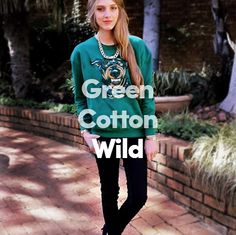 #Green #Cotton #Wild Register and upload your #ThreeWordWardrobe to stand a chance to win Spree shopping vouchers worth R 5 000. T&C apply. l skip.co.za