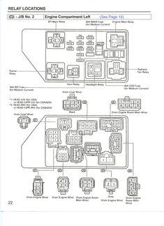 2003 Toyota Corolla Fuse Box Diagram Autos