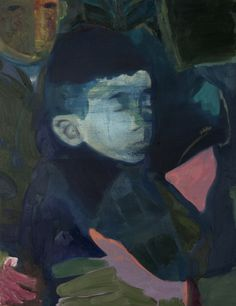 Sleepwalker,oil on canvas, Anthony Cudahy