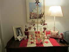 I SEW QUILTS: CHRISTMAS DECORATING