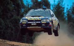Rallying Legends.. The Late Great Colin Mcrea..