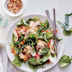 A simple lemon vinaigrette doubles as a marinade. Make sure to pat the chicken dry before searing, or the excess liquid will keep the...