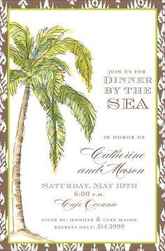 Natural Palm Invitat