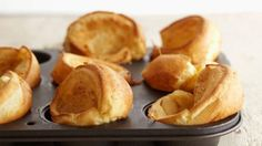 Get Foolproof Popovers Recipe from Food Network