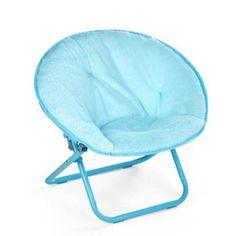 Teal Faux Fur Saucer Chair Joovy High Reviews Multiple Colors Fabulous Pinterest Papasan And