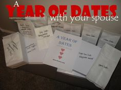 A Year of Dates