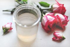 DIY: How To Make Rose Water http://www.glamourmarmalade.com