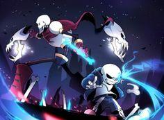 Tag-team Skelebros
