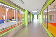 Gimnasio Clapiers / MDR Architectes | Plataforma Arquitectura