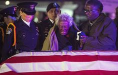 Clara Gantt is reunited with her husband's body after more than 60 years. Sergeant Joseph Grantt went missing during the Korean war.