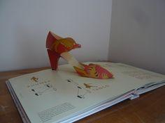 #Pop Up Books, Shoe Love