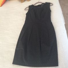 Black dress Great for any event and has a very nice fit Bisou Bisou Dresses Midi
