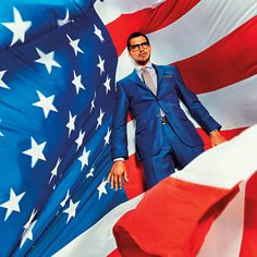 Happy July 4th. #SUITSUPPLY Suit Supply, Suit And Tie, Spring Summer 2016, Wedding Suits, Tuxedo, I Dress, Dress To Impress, Mens Fashion, Actors