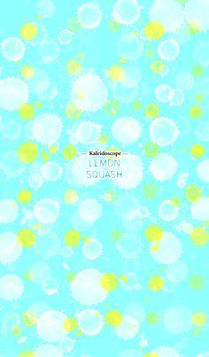 万華鏡をのぞいたような色彩のシリーズ。 レモンスカッシュをイメージした作品です。スカイブルーとレモン色のスプラッシュが爽快!! Japanese Poster, Abstract Images, Illustrations And Posters, Iphone Wallpaper, Pattern Design, Cool Photos, Banner, Logo Design, Frame