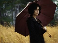 Casey Baugh 'Umbrella'. I love his paintings so much.