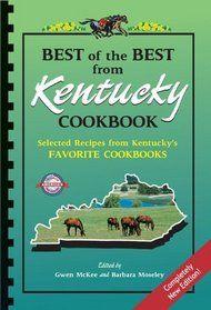 Kentucky Cookbook: Selected Recipes from Kentucky's Favorite Cookbooks ...