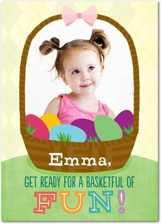 Basketful of Fun - Easter Cards in Grass | Magnolia Press