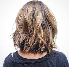 Long Bob Back On Pinterest Longer Inverted Bob Long Graduated Back View Of Long Bob Haircuts