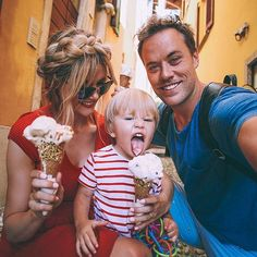 Atticus, I agree. Everyone should always be that excited about gelato!!! #lakecomo #italy #bfbtravel