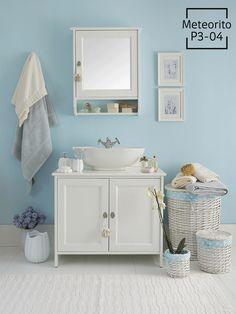 No le tengas miedo a la suciedad, atrévete a utilizar colores neutros y tonos suaves en tu casa y tendrás un cambio espectacular.