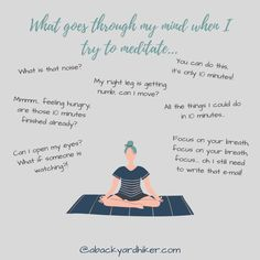 3 reasons why you should give meditation a try… ~ A Backyard Hiker Meditation Benefits, Meditation Practices, Guided Meditation, Do You Feel, What You Can Do, How Are You Feeling, My Emotions, Feelings, Evening Meditation
