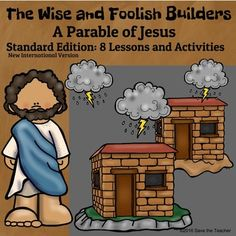Lessons and activities that teach about Jesus' parable. This is the standard edition.